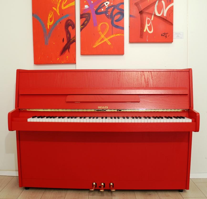 Hellas Klavier Piano Zifreind
