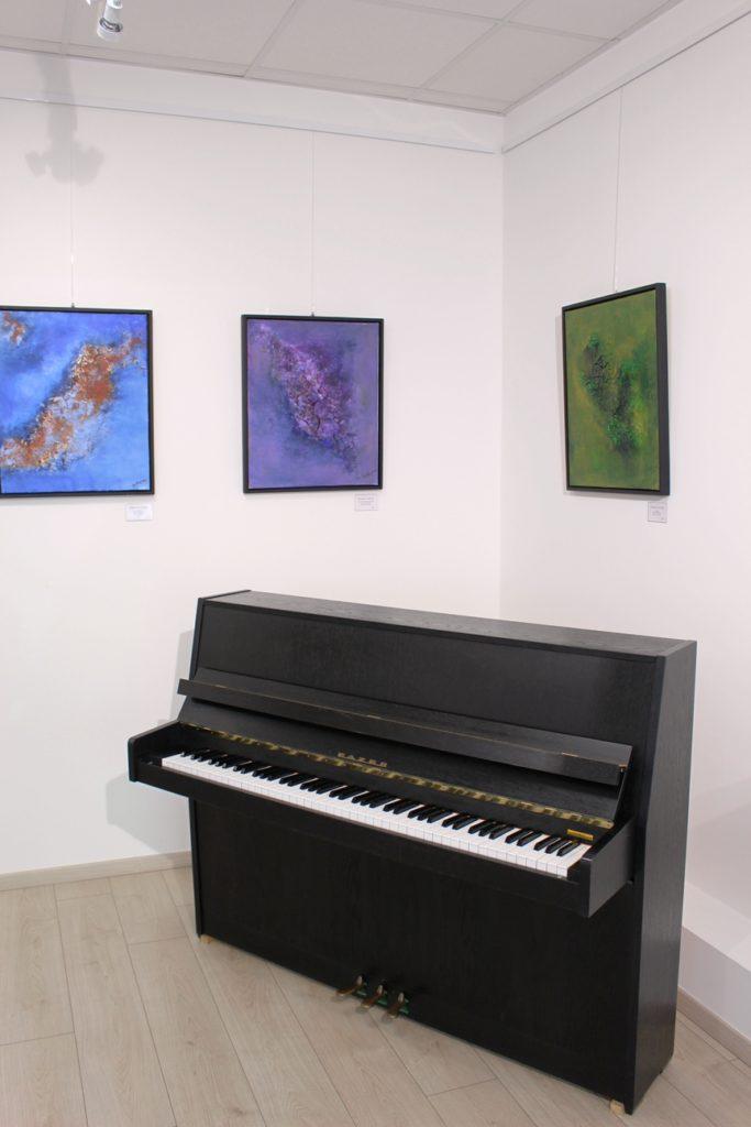 Fazer Klavier Piano Zifreind