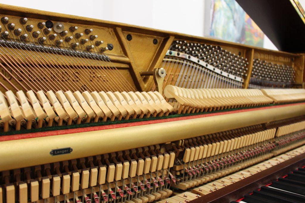 Schimmel Klavier Piano Piano Zifreind