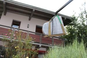 Flügeltranport Buch in Tirol
