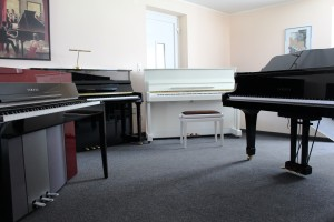 Klavierhaus Pianozifreind Buch in Tirol