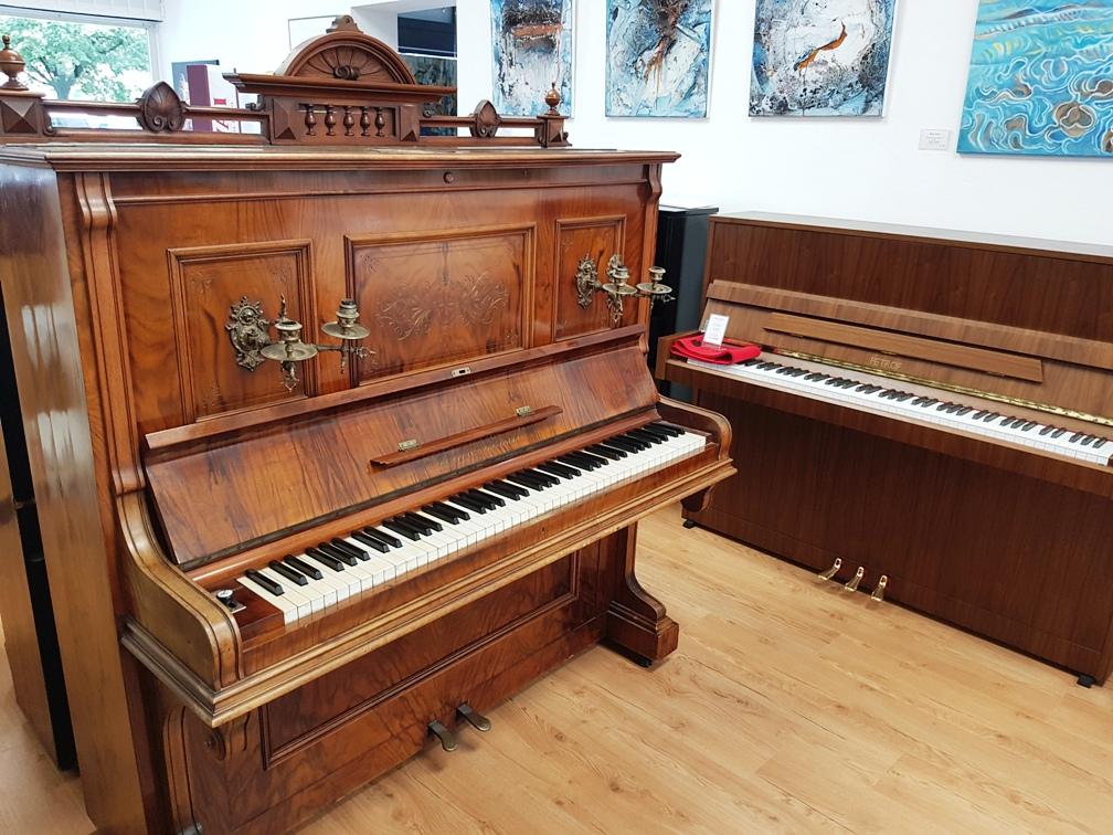 Koch & Korselt Klavier Piano Zifreind